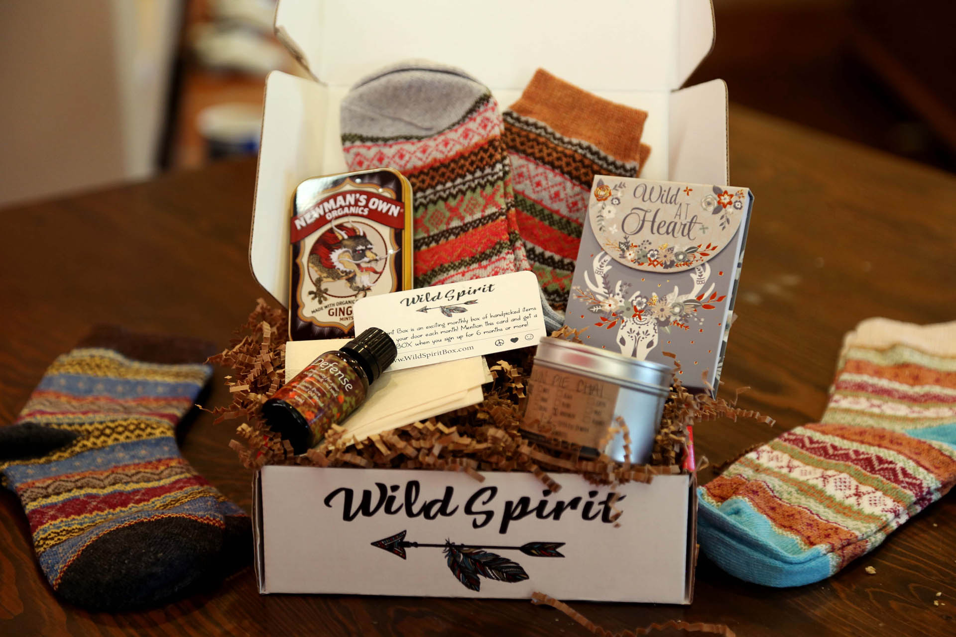 577bf7aa011 1 Month Subscription | Wild Spirit Box